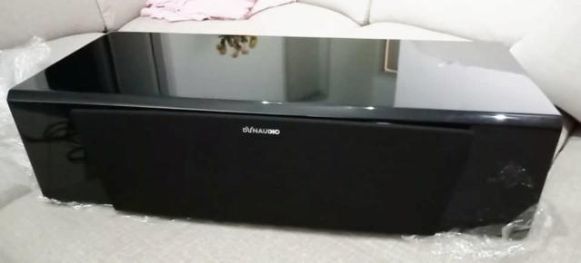Dynaudio Focus 210C Centre Speaker - Piano Black Gloss D513