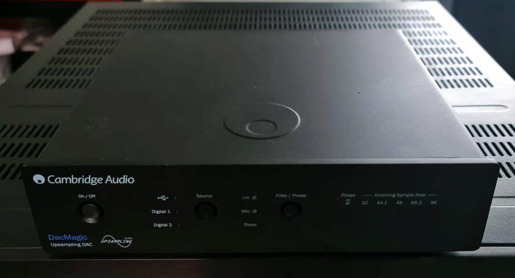 DACs: TEAC, Audiolab, Audio Research DAC9, Cambridge Audio, etc Dacmag11