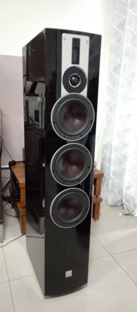 Dali Rubicon 8 - Dali Flagship Rubicon Speakers Dali310