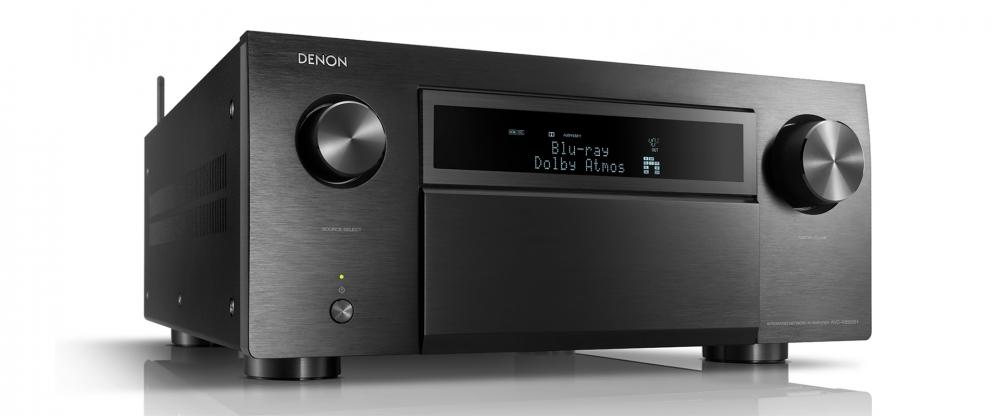 Denon AVC-X8500H AV Amplifier Denon811