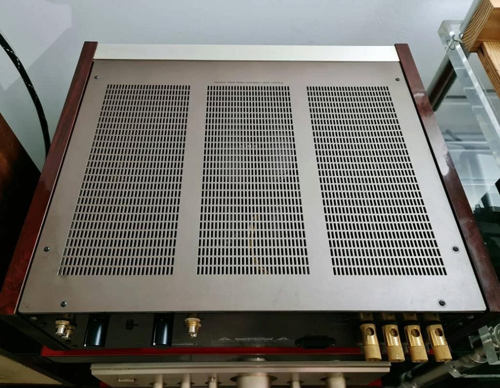 Denon POA-1500 Stereo Power Amplifier Denonp12