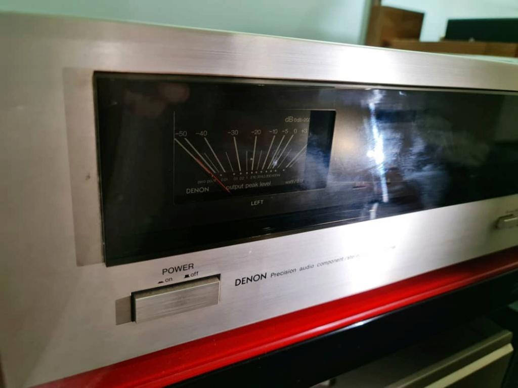 Denon POA-1500 Stereo Power Amplifier Denonp14