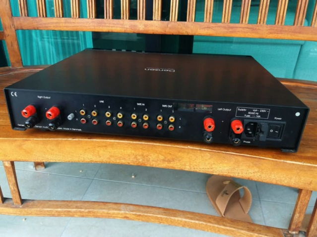 Densen DM-10 MKII Version Integrated Amplifier Densen11