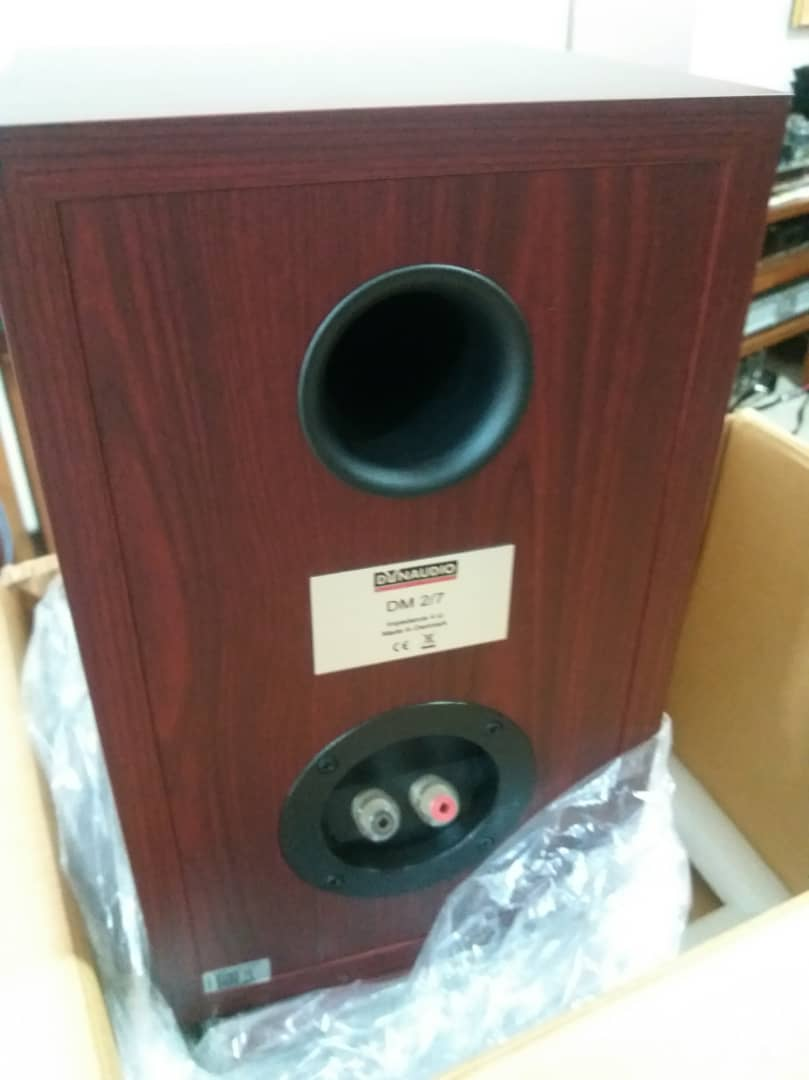 Dynaudio DM 2/7 Speakers Dyna410