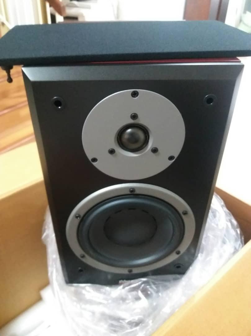 Dynaudio DM 2/7 Speakers Dyna510