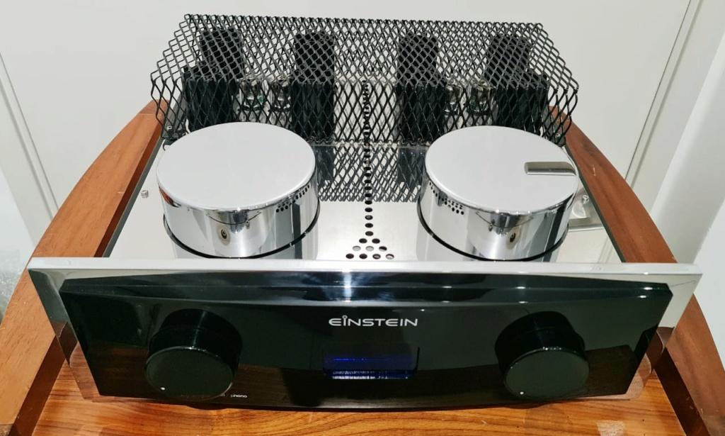 Einstein Audio 'The Absolute Tune' Integrated Amplifier Einste11