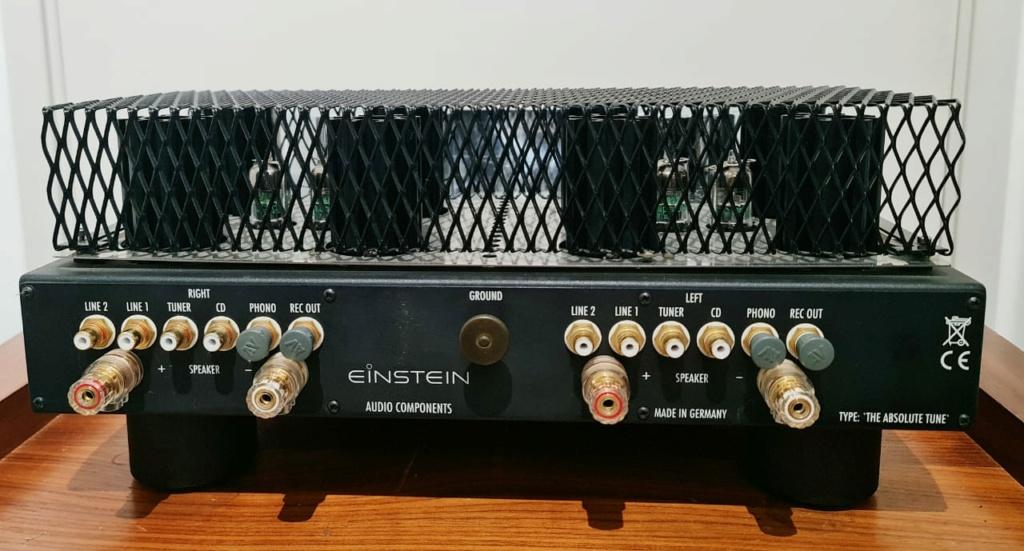 Einstein Audio 'The Absolute Tune' Integrated Amplifier Einste14