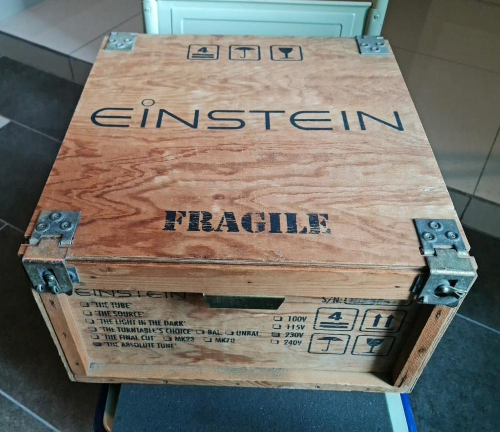 Einstein Audio 'The Absolute Tune' Integrated Amplifier Einste16