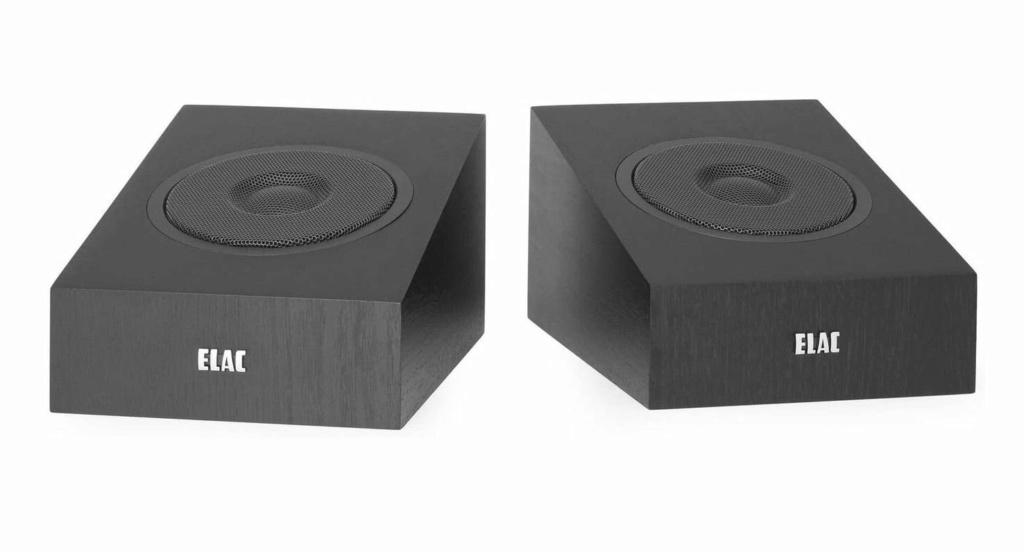 ELAC Debut 2.0 A4.2 Atmos Enabled Elevation Speaker Elac110