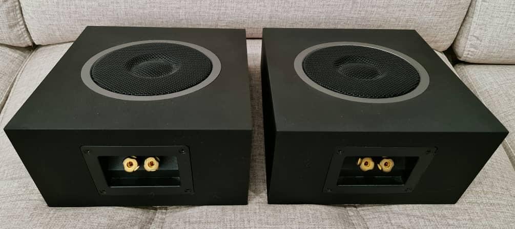 ELAC Debut 2.0 A4.2 Atmos Enabled Elevation Speaker Elac310