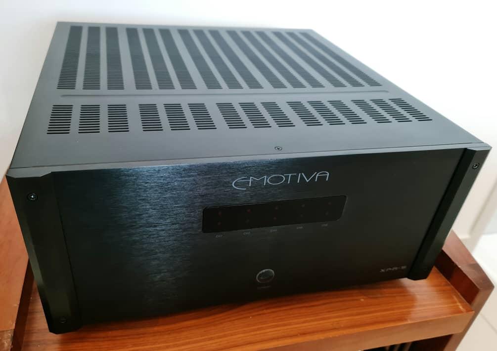 Emotiva XPA-5 Gen-2 5-Channel Power Amplifier Emotiv11