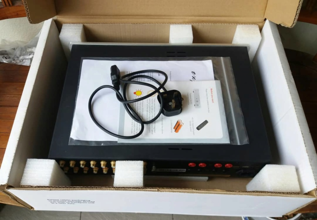 Exposure 3010 S2 Integrated Amplifier - Made In England Exposu10