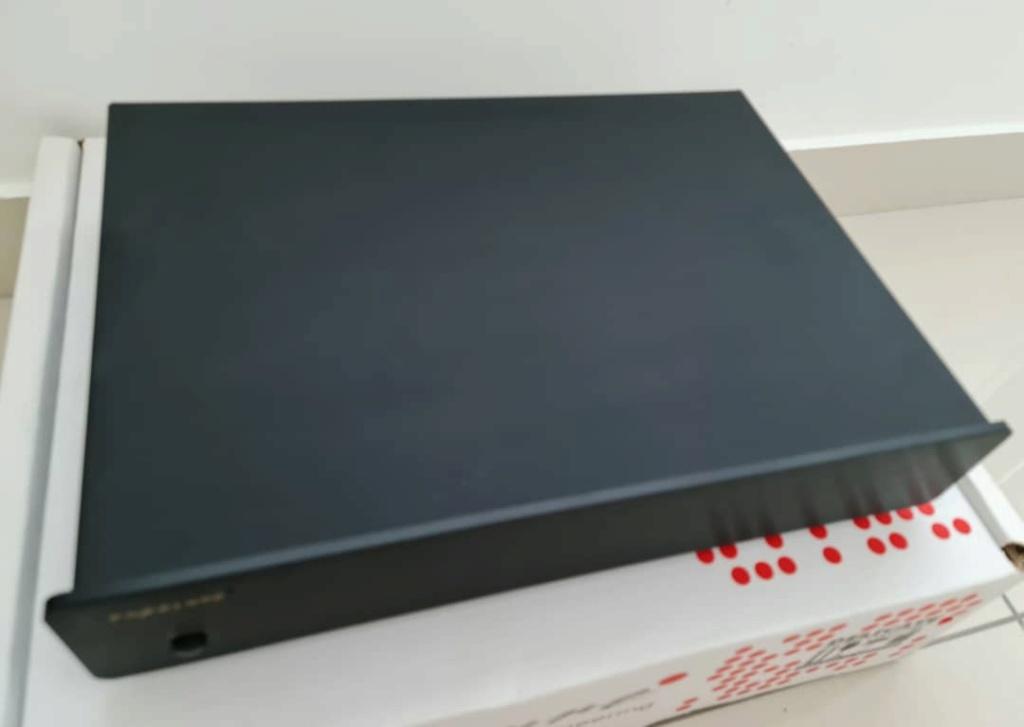 SOLD Exposure 2010S2 Power Amplifier Exposu17