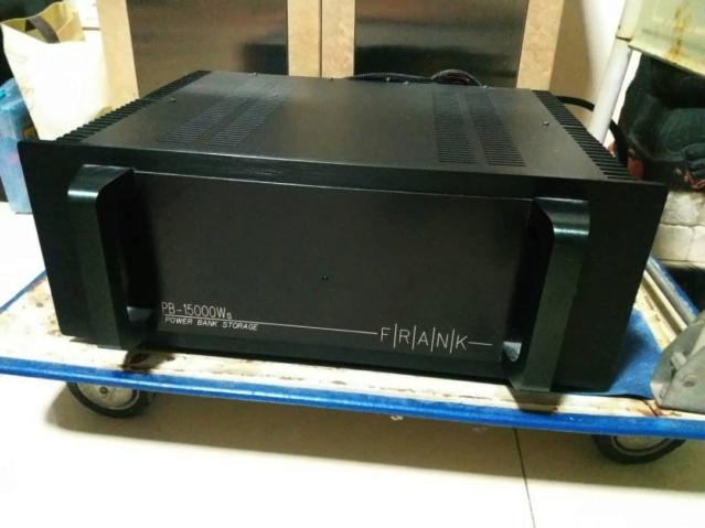 FRANK PB-15000W Power Bank Storage F114