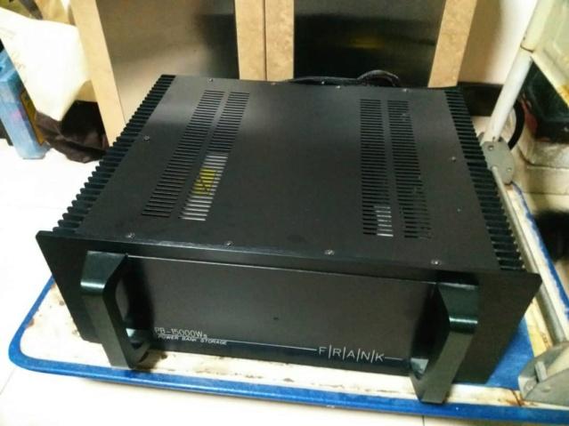 FRANK PB-15000W Power Bank Storage F214
