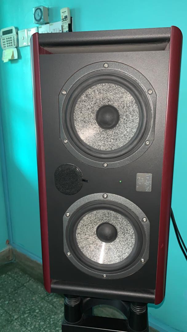 Focal Twin6 Be 6.5 inch 3-way Powered Studio Monitor (2 x 150W) Focal410