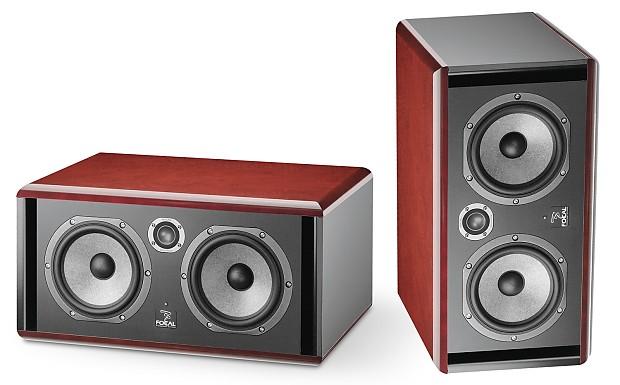 Focal Twin6 Be 6.5 inch 3-way Powered Studio Monitor (2 x 150W) Focal510