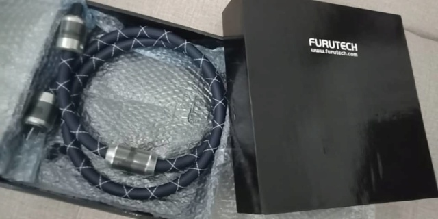 Various Cables: NBS,  Stage III Concepts, Shunyata, etc Furute10