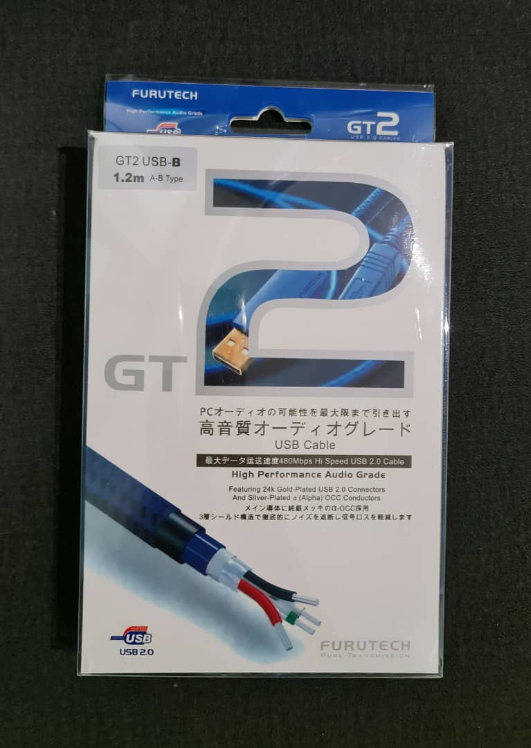 Various Cables: NBS,  Stage III Concepts, Shunyata, etc Furute18