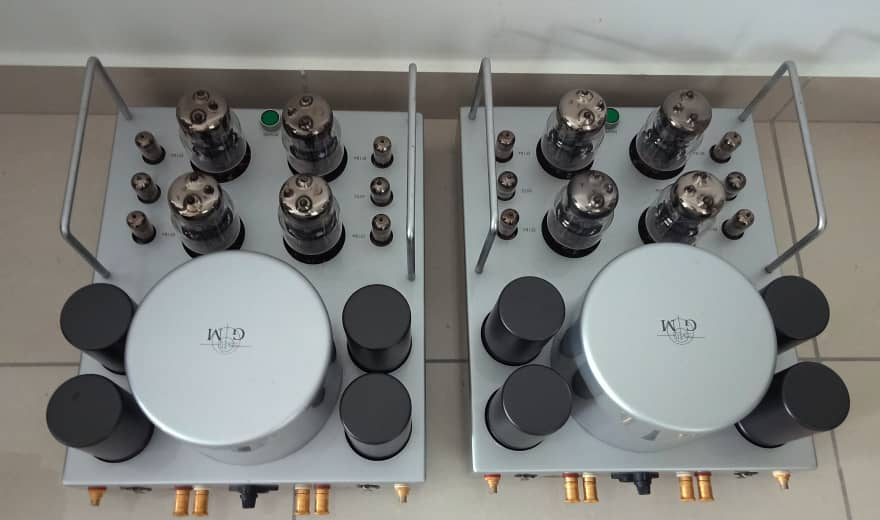 Graaf GM20 OTL Modena Monoblocks Tube Power Amplifier (1 pair) G312