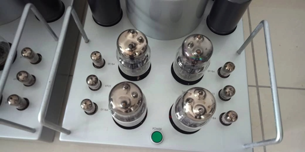 Graaf GM20 OTL Modena Monoblocks Tube Power Amplifier (1 pair) G511