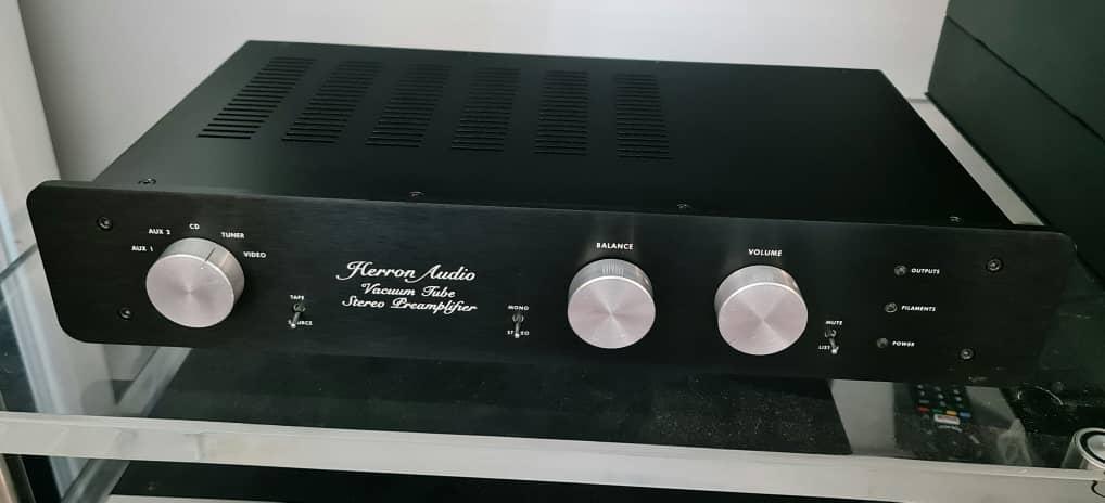 Herron Audio VTSP-1 Preamplifier by Keith Herron Herron11