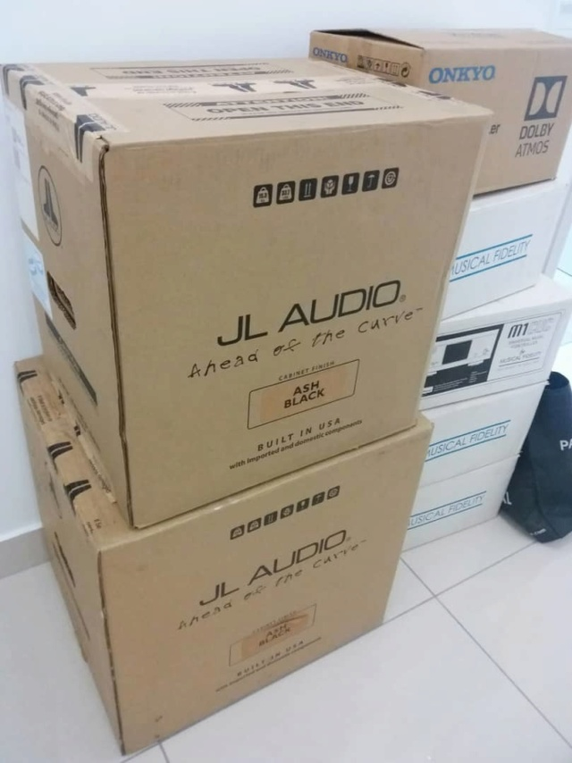JL Audio Dominion D108-Ash 8″ Inch Powered Subwoofer Jlaudi12