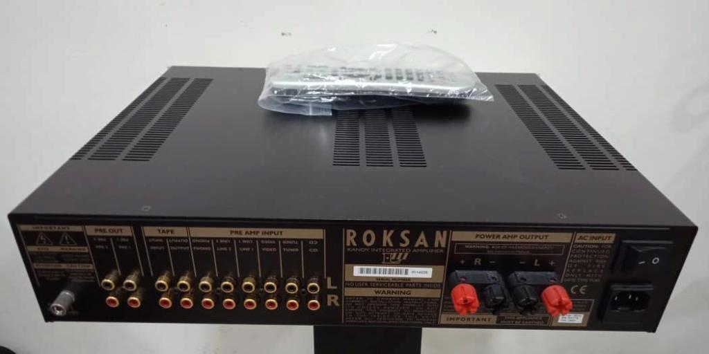Roksan Kandy KA-1 MKIII Integrated Amplifier Kandy310