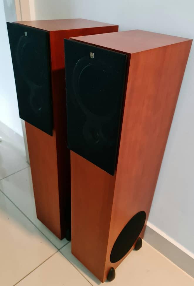SOLD KEF Coda 90 Floor standing Speakers Kefcod16