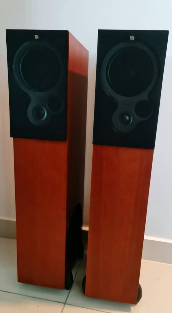SOLD KEF Coda 90 Floor standing Speakers Kefcod19