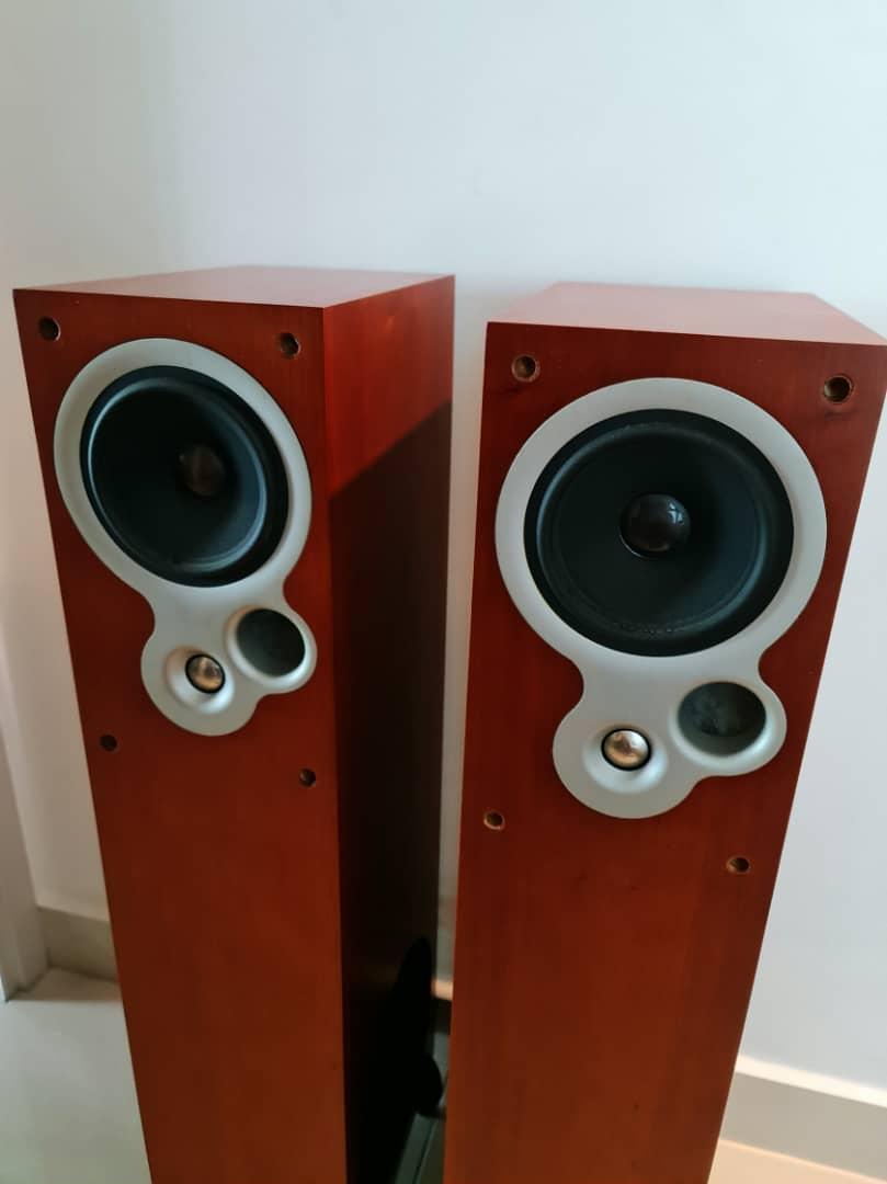 SOLD KEF Coda 90 Floor standing Speakers Kefcod21