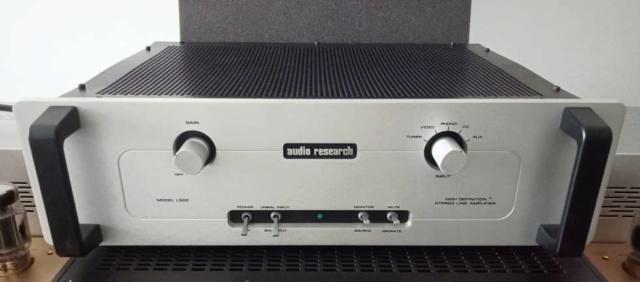 Audio Research LS22 Preamplifier Ls110