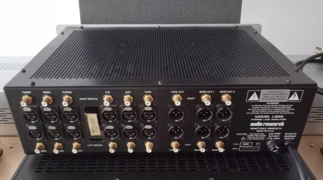 Audio Research LS22 Preamplifier Ls310