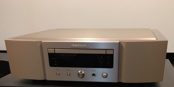 Marantz SA-10 Super Audio CD player with USB DAC and digital inputs Marant16