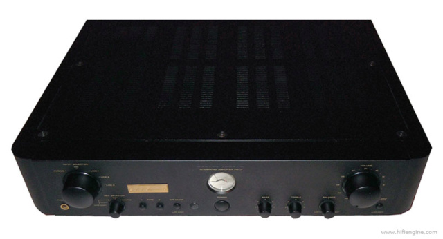 SOLD Marantz PM17 KI Phono Integrated Amplifier (by Ken Ishiwata) Marant18