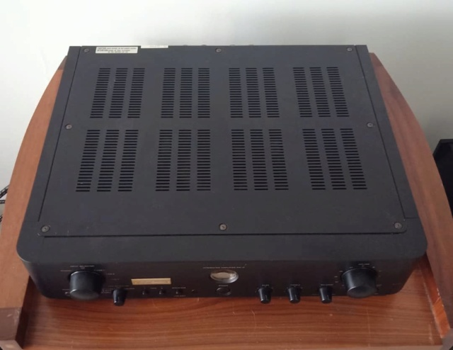 SOLD Marantz PM17 KI Phono Integrated Amplifier (by Ken Ishiwata) Marant19