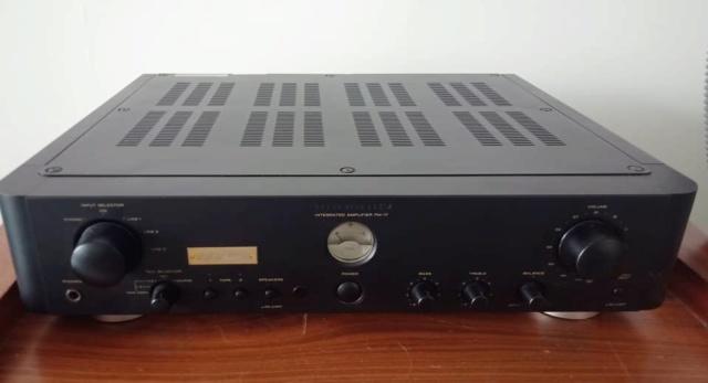 SOLD Marantz PM17 KI Phono Integrated Amplifier (by Ken Ishiwata) Marant20