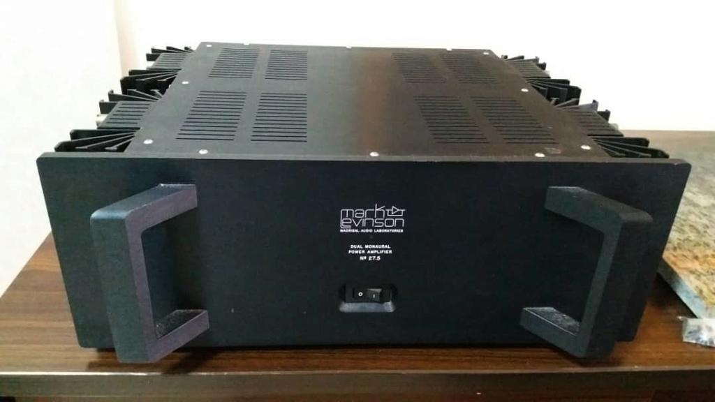Mark Levinson No 27.5 Power Amplifier Mark110