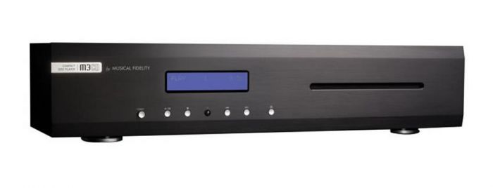 Musical Fidelity M3CD CD Player Mc110