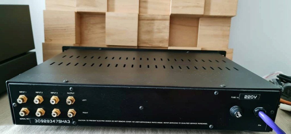 Phase Linear 2000 Preamplifier Melos210