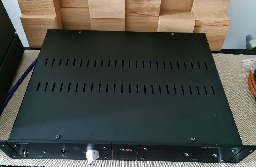 Phase Linear 2000 Preamplifier Melos310