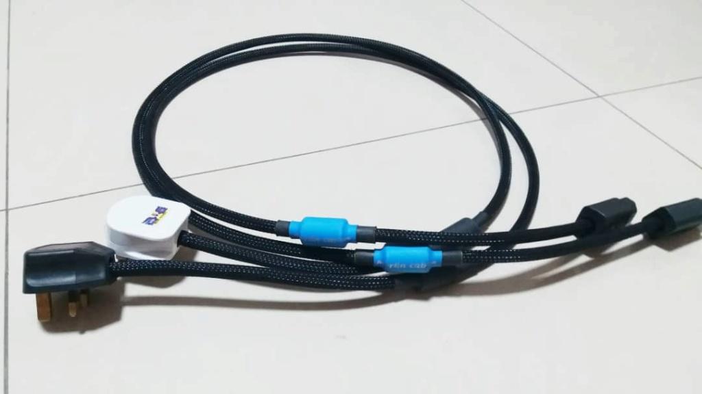 Merlin Tarantula Power Cables - 1.5m Merlin10
