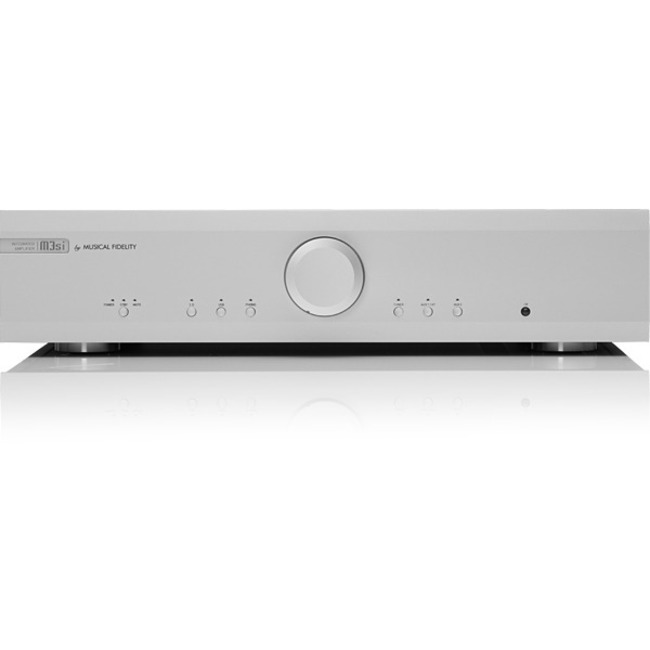 SOLD -Musical Fidelity M3si Integrated Amplifier with Built-In DAC and Phonostage (Silver) - Current Model Mf3sia10