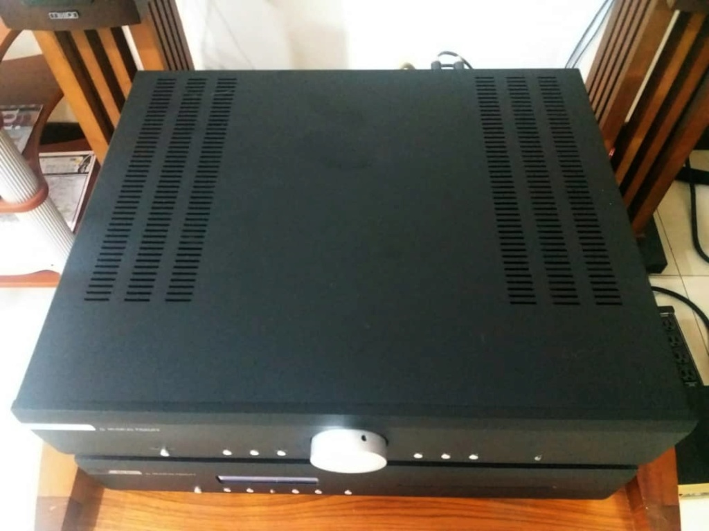Musical Fidelity M3i Integrated Amplifier  Mf510
