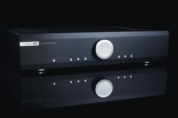 Musical Fidelity M3i Integrated Amplifier  Mf610