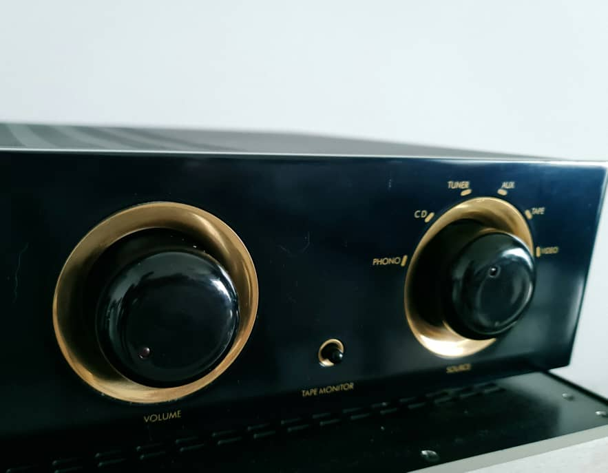 Musical Fidelity A-220 Class A Integrated Amplifier Mfa22010