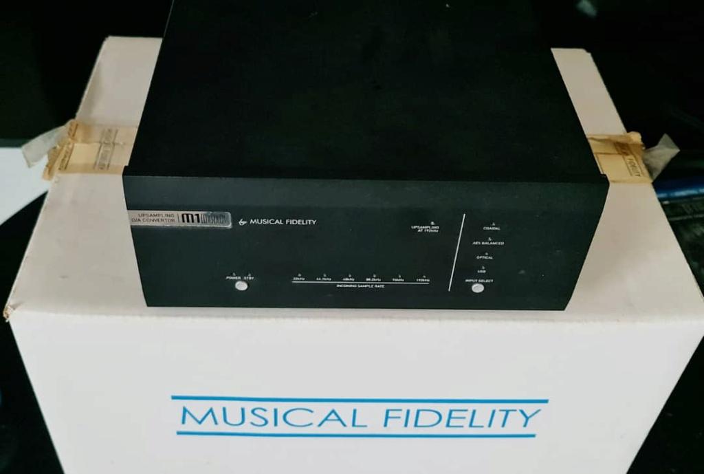 DACs: Wadia, Audiolab, Audio Research DAC9,XiangSheng,  Musical Fidelity, Cambridge Audio, etc Mfdac211