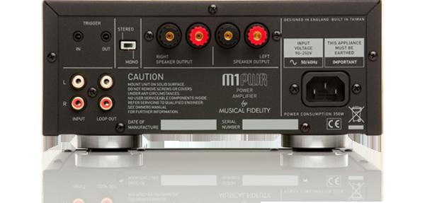 Musical Fidelity M1 PWR Power Amplifier Mfp510