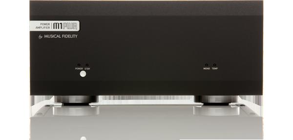 Musical Fidelity M1 PWR Power Amplifier Mfp610