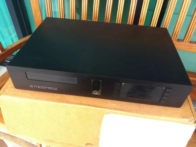 Micromega Stage 2 CD player Micro110
